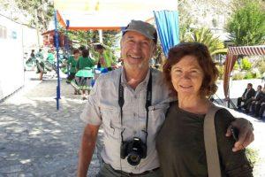Eduardo Weldt y Marcela Carmona Foto:Publimetro / Victor Jaque. Imagen Por: