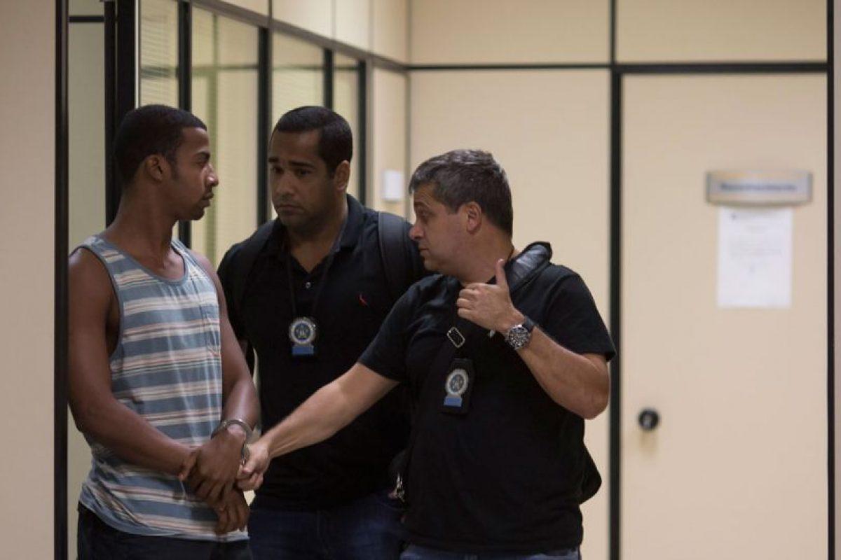 """Raí de Souza admitió haber grabado el video, pero aseguró que tuvo relaciones """"consensuales"""" con la chica. Foto:AP. Imagen Por:"""