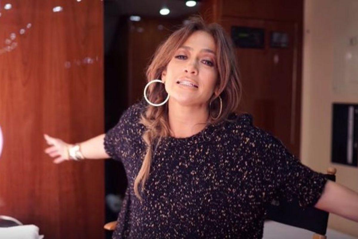 Jennifer López Foto:RedOne Official. Imagen Por: