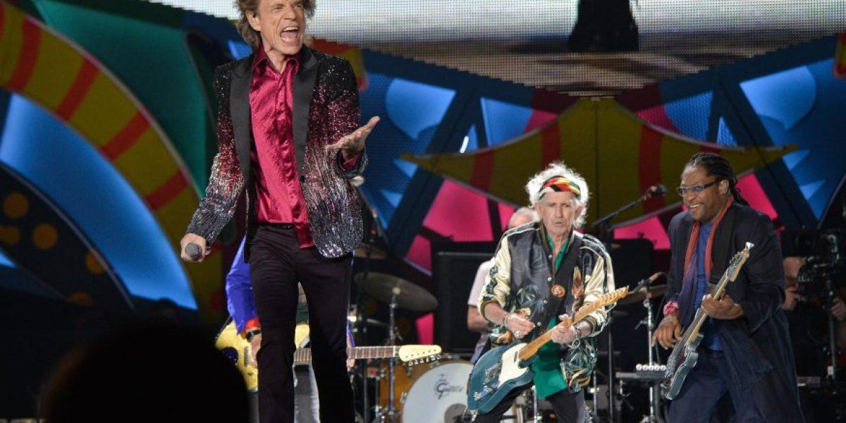 Integrante de Rolling Stones se convierte en padre de gemelas a los 68 años