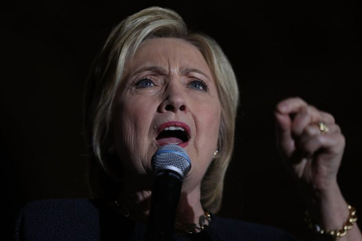 Por otro lado, las cosas aún no están del todo definidas en el Partido Demócrata. Foto:Getty Images. Imagen Por: