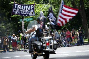 """El hecho de que haya alcanzado """"el número mágico"""" implica que la convención será un mero trámite para su candidatura presidencial Foto:Getty Images. Imagen Por:"""