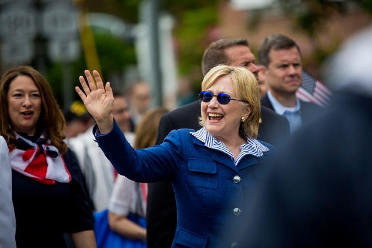 Aún quedan 921 delegados en juego Foto:Getty Images. Imagen Por: