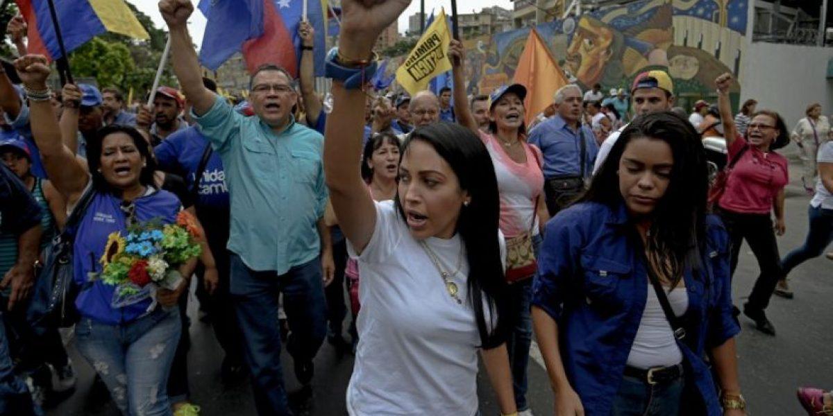 Chile, Argentina, Colombia y Uruguay apoyan referéndum revocatorio en Venezuela