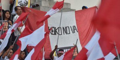 Perú: miles marchan contra Keiko Fujimori favorita para la elección del domingo