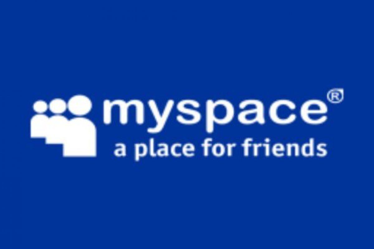 MySpace era la red social número uno hace años. Foto:MySpace. Imagen Por: