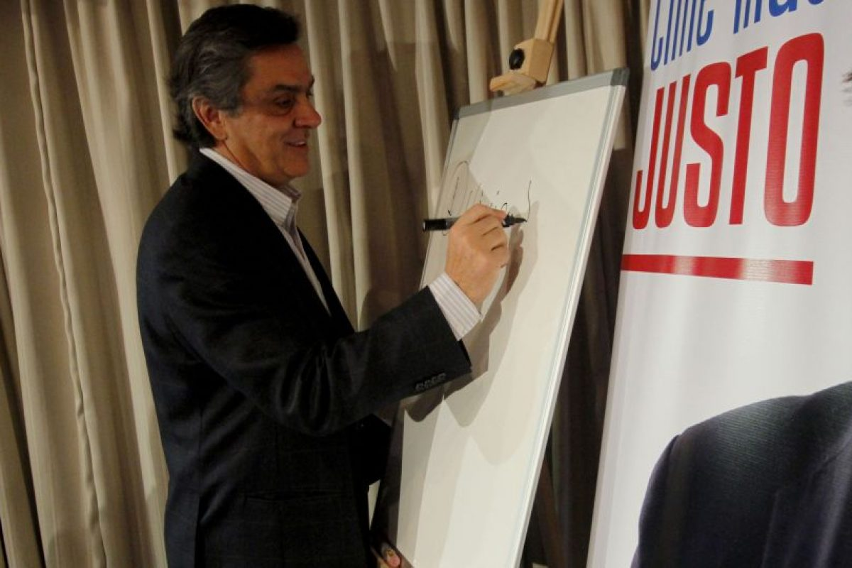 Pablo Longueira Foto:Agencia Uno. Imagen Por: