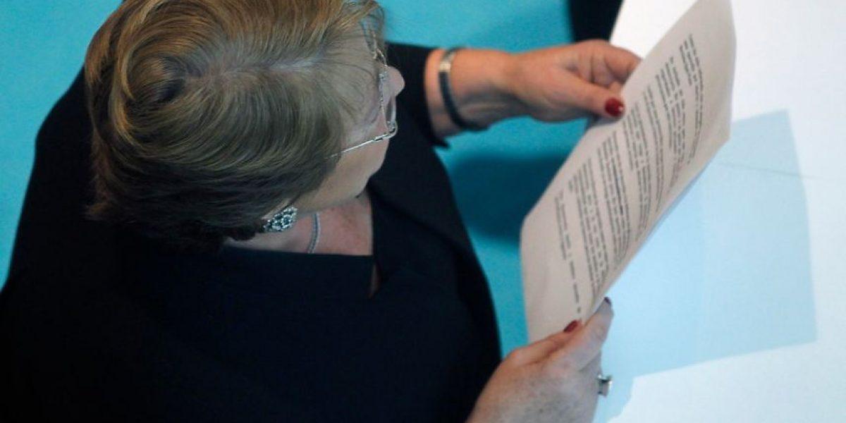 Tarud y su recado para Bachelet:
