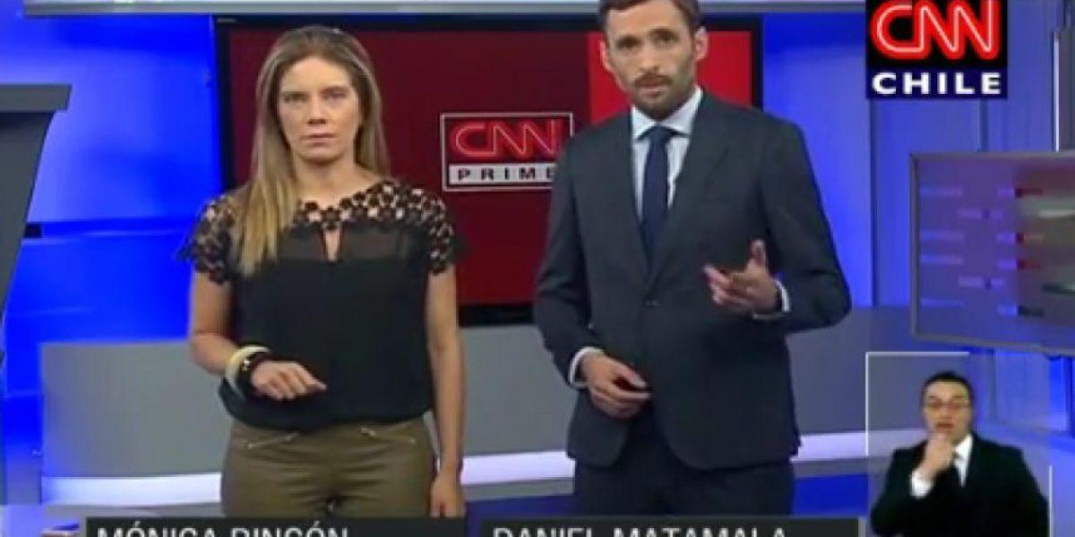 Dura editorial de CNN Prime por querella de Bachelet contra Qué Pasa