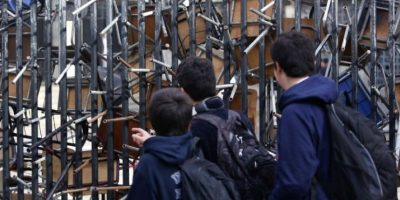 Cerca de 30 liceos y Ues se encuentran movilizados a nivel nacional