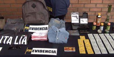 Detienen a banda que robó 14 millones de pesos en semillas de cannabis