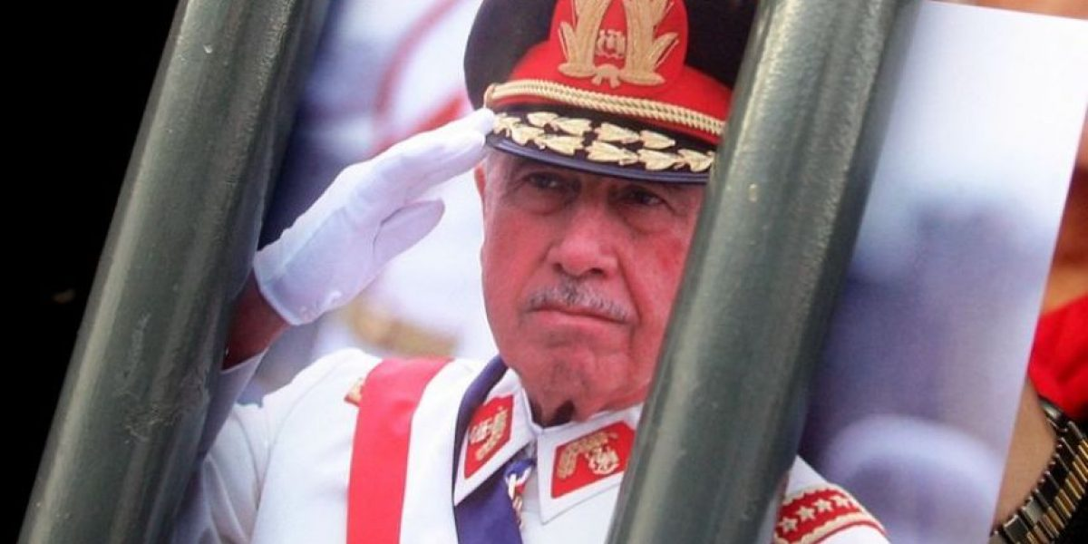 Buscan remover a Augusto Pinochet de lista de ciudadanos ilustres de Temuco