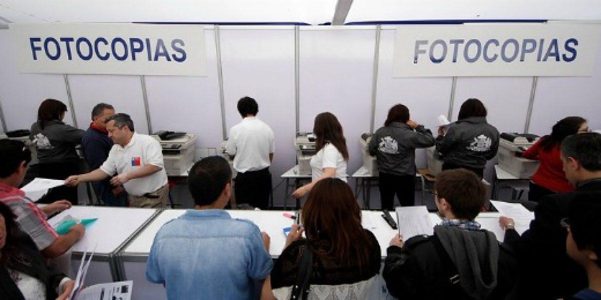Feria laboral en Maipú ofrece más de 2 mil empleos
