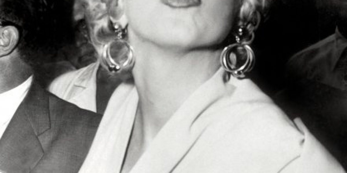Miguel Tapia y Marilyn Monroe:
