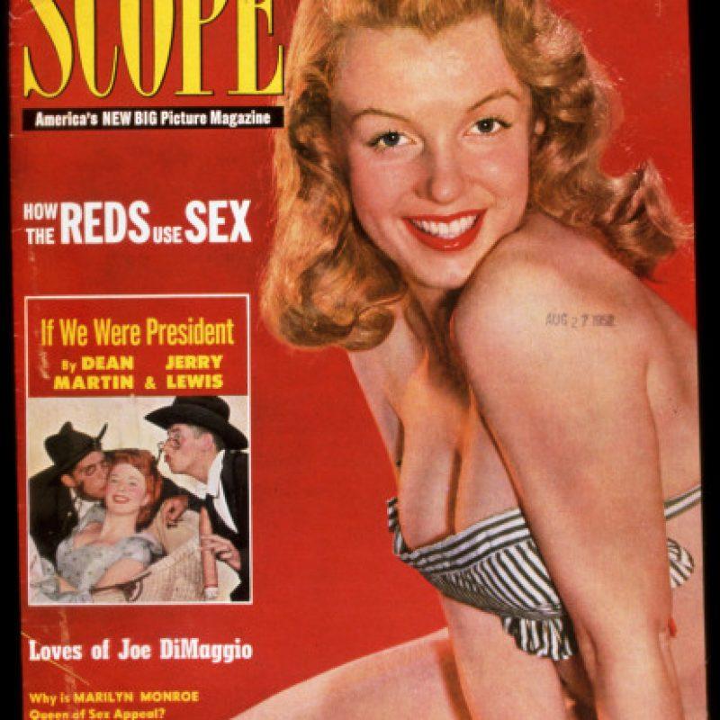 © Copyright (c) 1951 Rex Features. No use without permission.. Imagen Por: reproducción