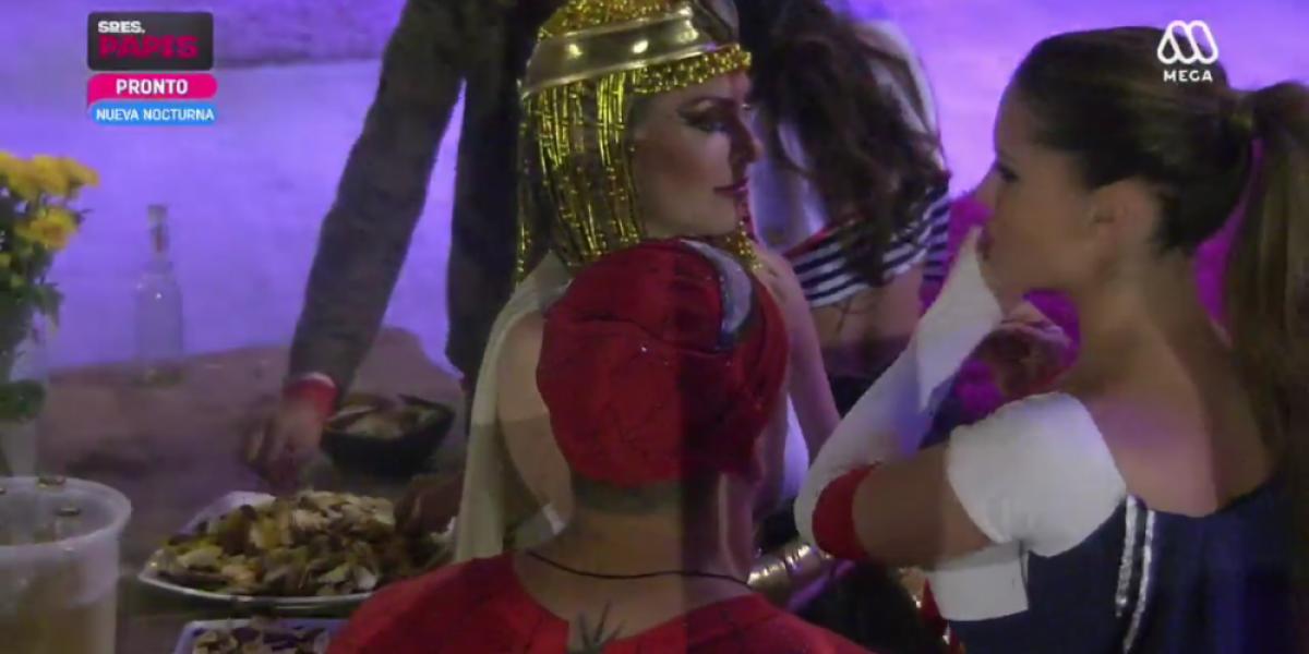 Fotos: La fiesta de disfraces que se tomó