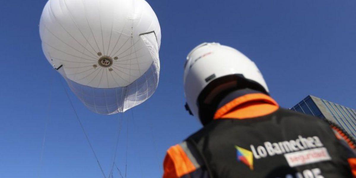Suprema revoca sentencia y autoriza uso de globos de vigilancia en Las Condes y Lo Barnechea