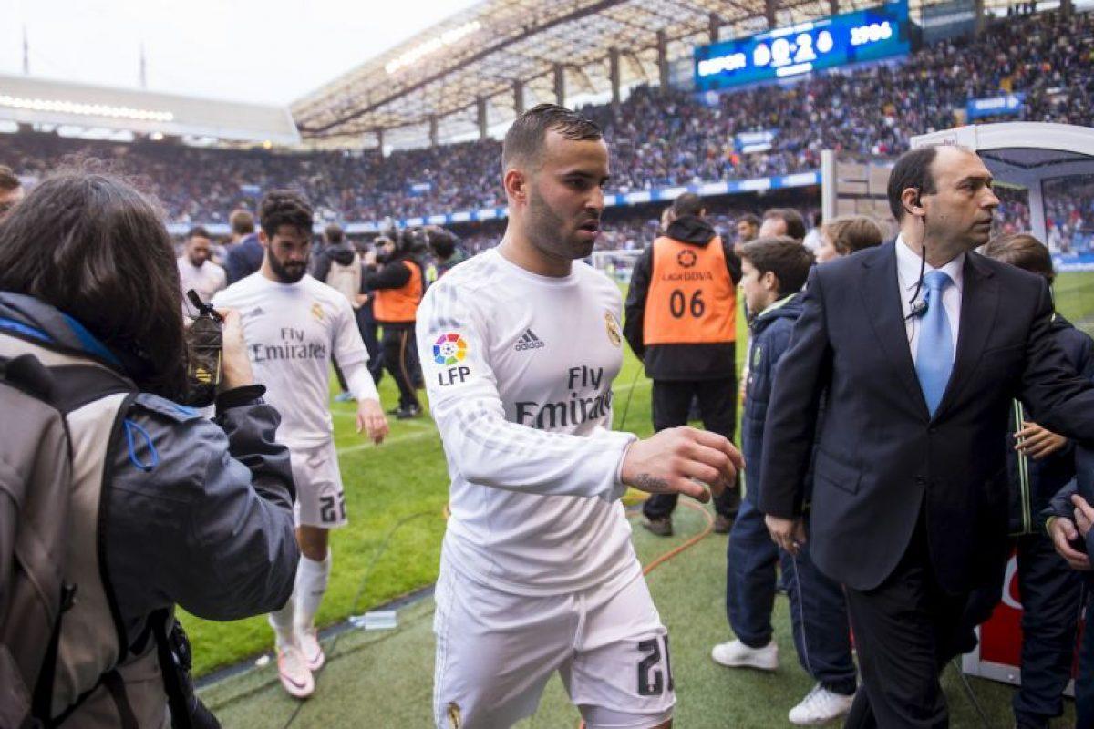 Jesé Rodríguez Foto:Getty Images. Imagen Por: