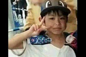 El niño tiene 7 años de edad Foto:Twitter. Imagen Por: