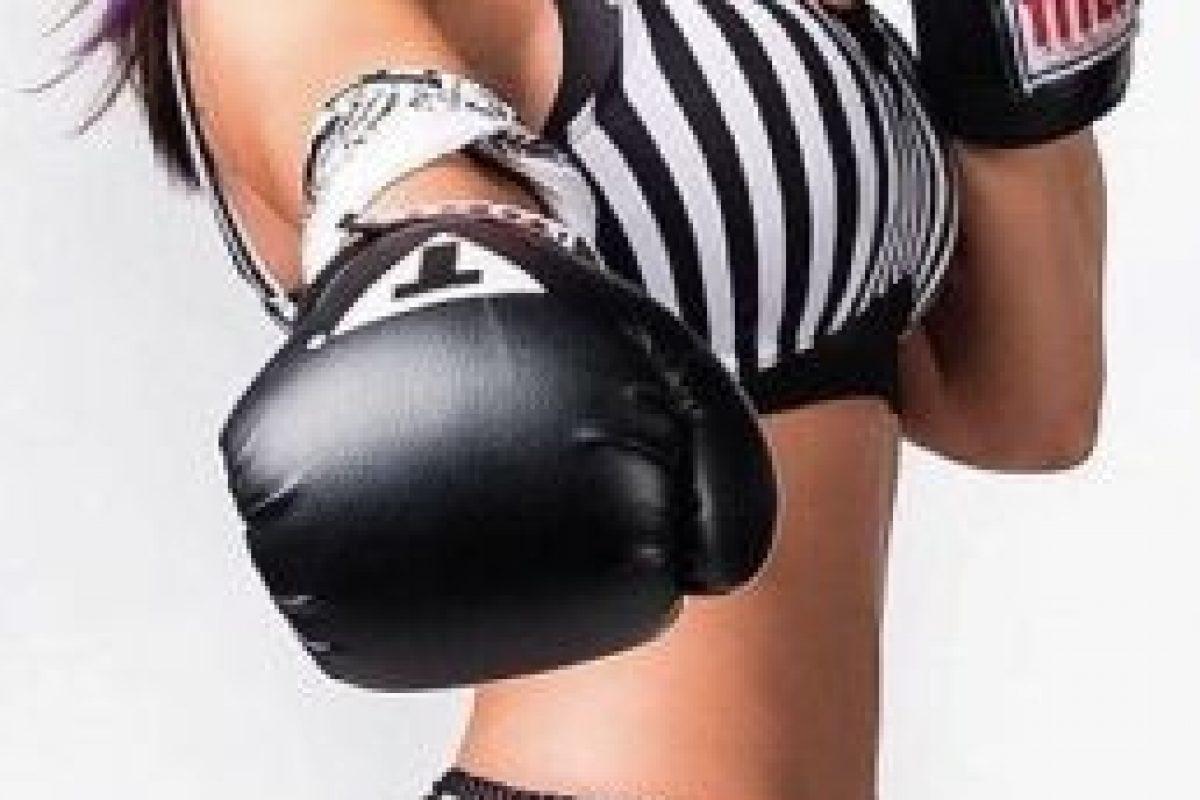 Fue una de las luchadoras más famosas de TNA Foto:Vía instagram.com/velvetsky. Imagen Por: