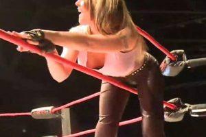 Y busca una oportunidad en WWE Foto:Vía instagram.com/velvetsky. Imagen Por: