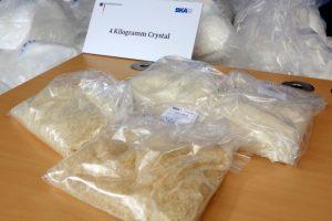 3. Flakka. Es un estimulante sintético. Foto:vía DEA.gov. Imagen Por: