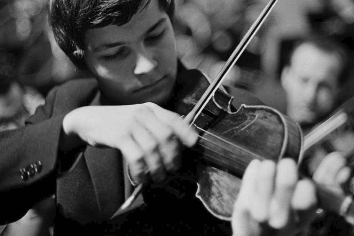 Conocen cada parte del instrumento y la melodía que se desprende del violín. De igual forma saben encontrar las partes más sensibles del cuerpo de su pareja Foto:Getty Images. Imagen Por: