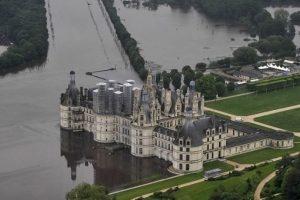 París registró este pasado mayo su mes más lluvioso desde 1873. Foto:AFP. Imagen Por:
