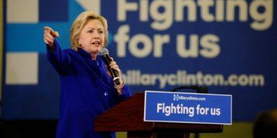 Clinton inicia su ofensiva para liquidar en California la interna demócrata