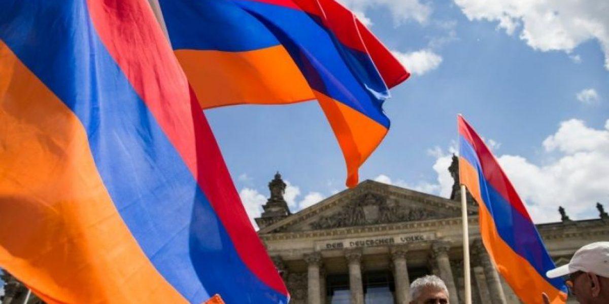 Alemania reconoce el genocidio armenio
