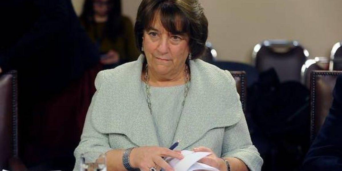Ministra Delpiano: