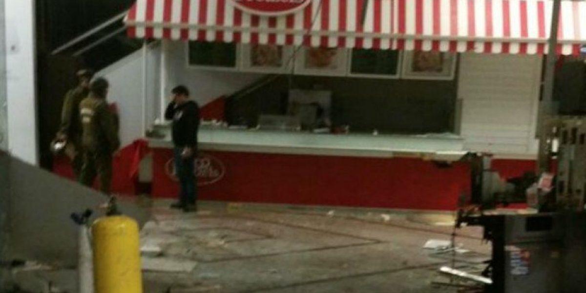 Un guardia muerto y dos heridos tras robo a cajero automático en mall Parque Arauco