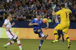 Jordan Morris se ha convertido en una de las principales joyas del fútbol norteamericano Foto:Getty Imges. Imagen Por: