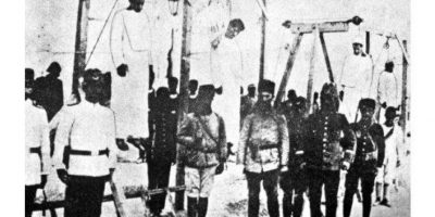 ¿Cómo fue el genocidio armenio?