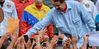 La oposición venezolana espera dar otro paso hacia el referendo contra Maduro