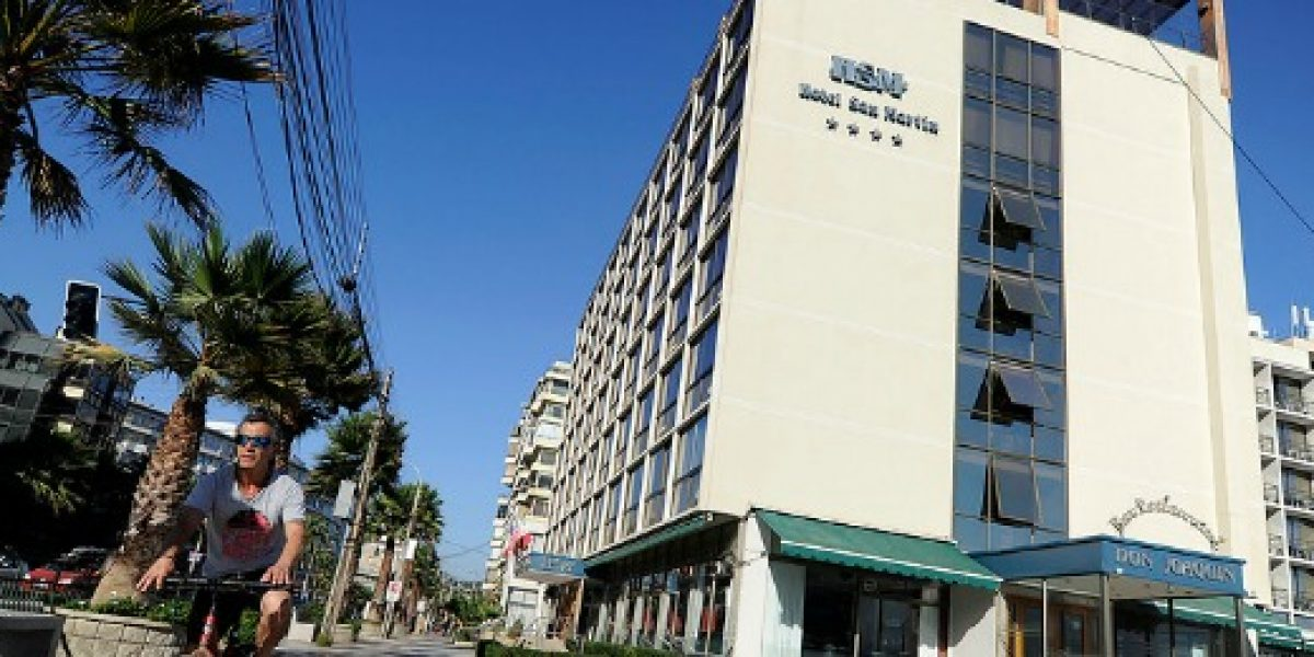 Hotel San Martín ya tiene nuevo dueño