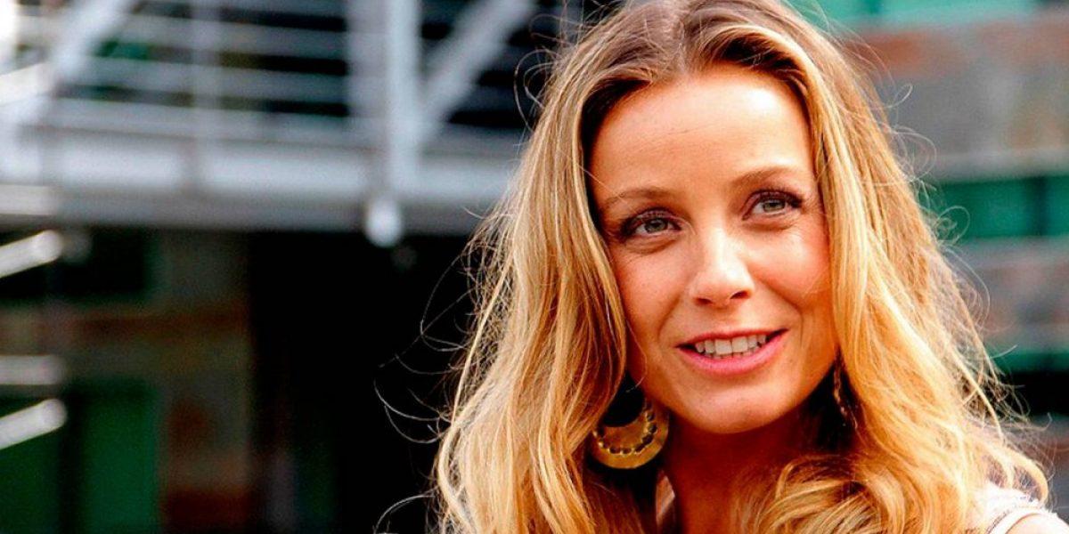Cesante nuevamente: Claudia Conserva no renovó contrato con Mega