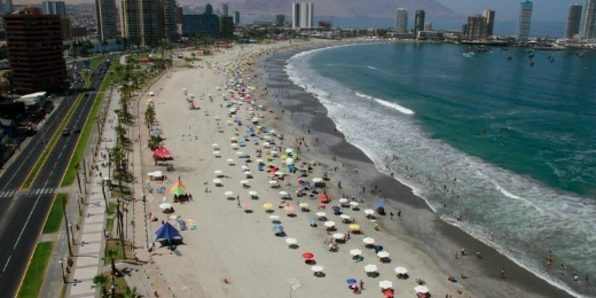 Dónde viajarán los chilenos en los próximos meses