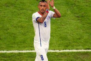 Arturo Vidal (Chile) – 37 millones de euros Foto:Getty Images. Imagen Por: