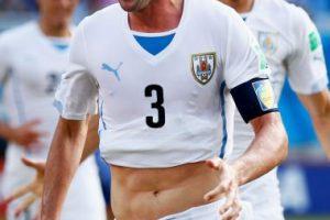 Diego Godín (Uruguay) – 35 millones de euros Foto:Getty Images. Imagen Por: