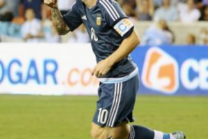 1. Lionel Messi (Argentina) 120 millones de euros Foto:Getty Images. Imagen Por:
