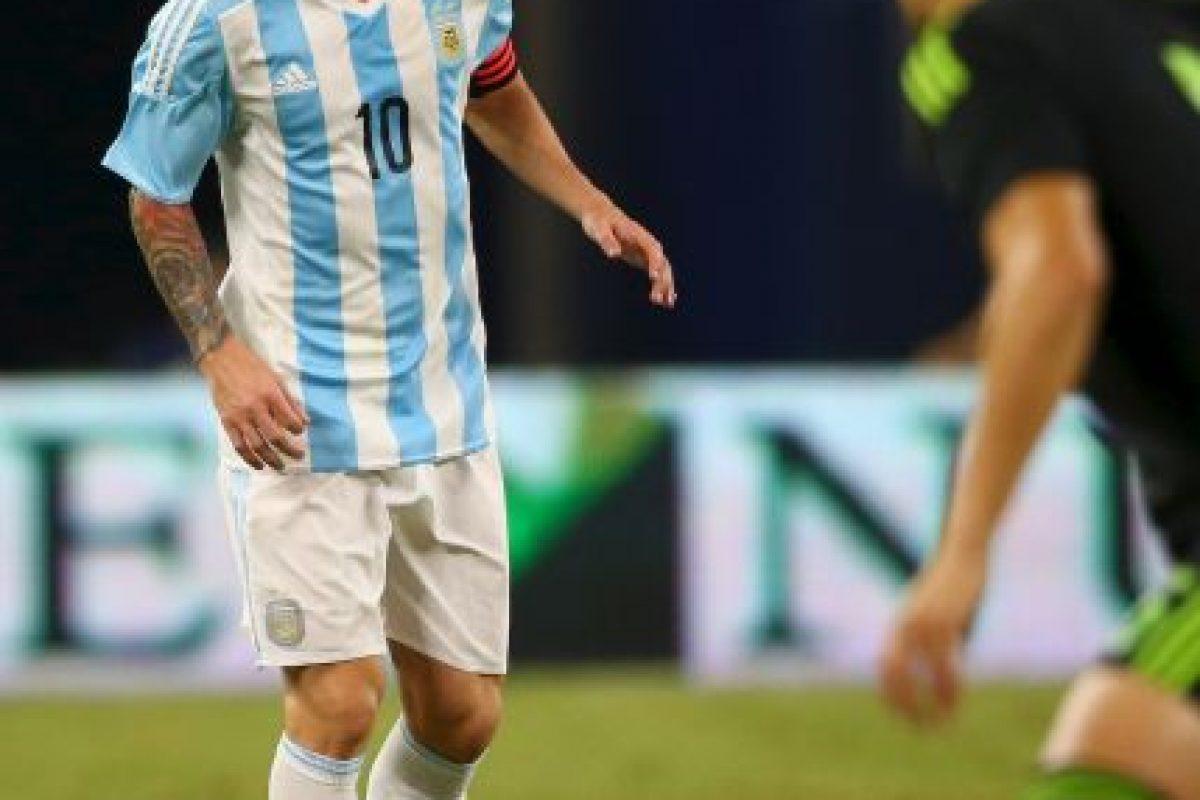 Lionel Messi (Argentina) – 120 millones de euros Foto:Getty Images. Imagen Por: