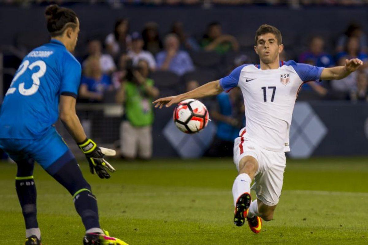 El jugador de Estados Unidos tiene sólo 17 años y vivirá la presión de ser local en el torneo de selecciones Foto:Getty Images. Imagen Por: