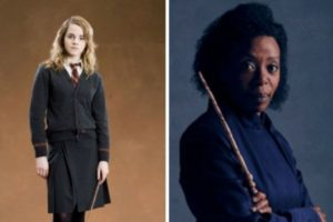 "Noma Dumezweni es ""Hermione Granger"" Foto:Pottermore. Imagen Por:"