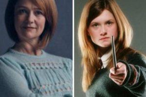 "Poppy Miller que se convertirá en ""Ginny Potter"" Foto:Pottermore. Imagen Por:"