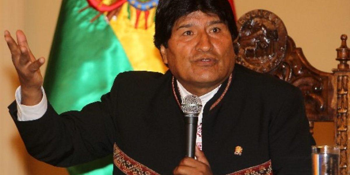 Bolivia denuncia nueva