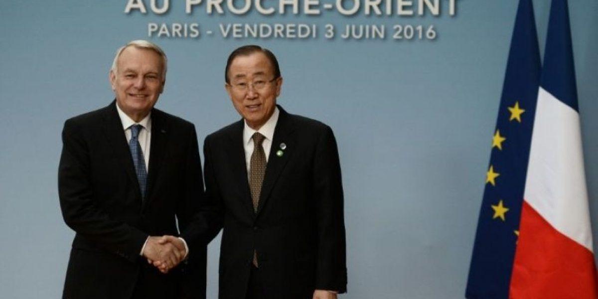 Una nueva reunión en París intentará reanimar el proceso de paz en Oriente Medio
