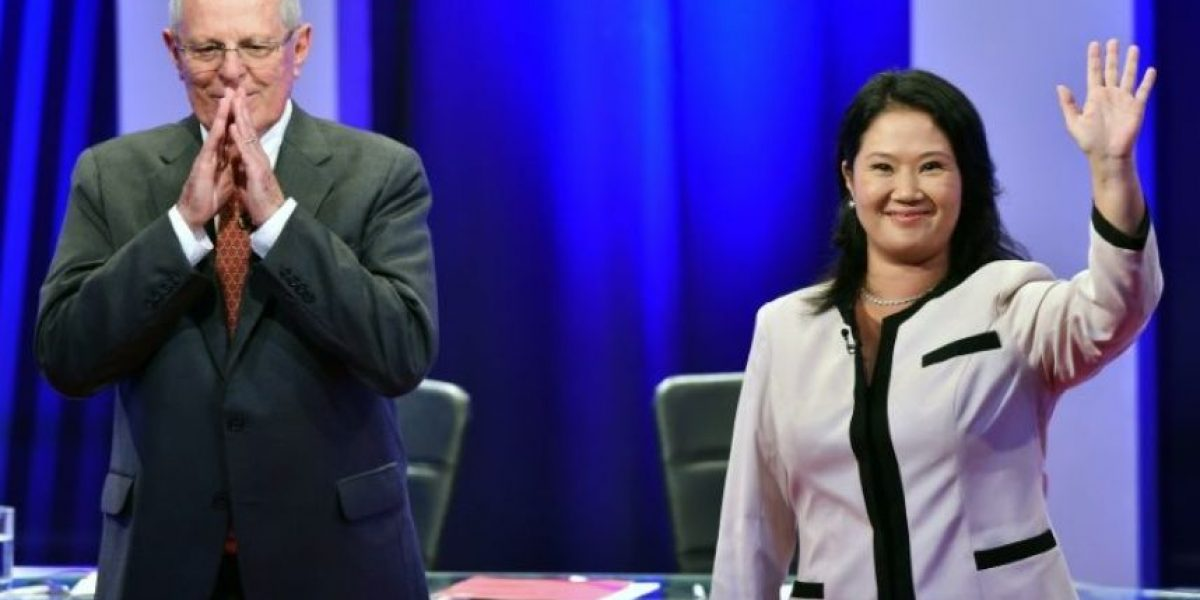 """Perú: """"La china"""" ofrece reconciliación y """"el gringo"""" votar por democracia"""