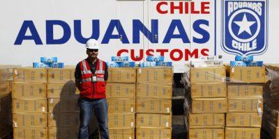 Más de 500 mil cajetillas de cigarrillos de contrabando interceptó aduanas en Iquique