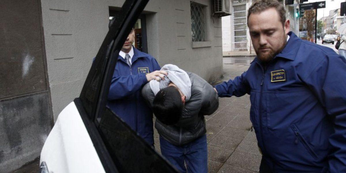 PDI detiene a banda acusada de robo a casa de un ex ministro de la Corte Suprema